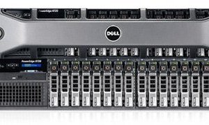 Dell Power Edge R730 without CPU, H730P, 8 LFF Cage