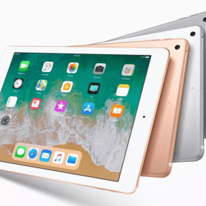 iPad Wi-Fi 32GB (2018)- Silver