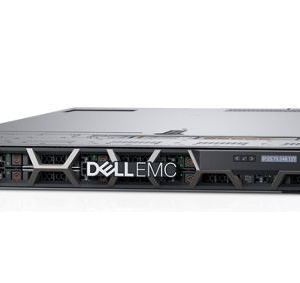 Dell Power Edge R640, H730P/2GB, 8HD SFF,DVDRW, 750W