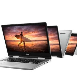 DELL INSPIRON 5482 14.0' 2 IN 1 TOUCH/I5-8265U/8GB/256GB/INTEL UHD 620/WIN10HOME 64B/3C/3Y-OS/SILVER