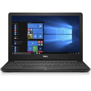 DELL INSPIRON 3000 15 3567 15.6'/I3-7020U/4GB/1TB/INTEL UHD 620/WIN10 HOME HE 64B/4C/3YOS/BLACK