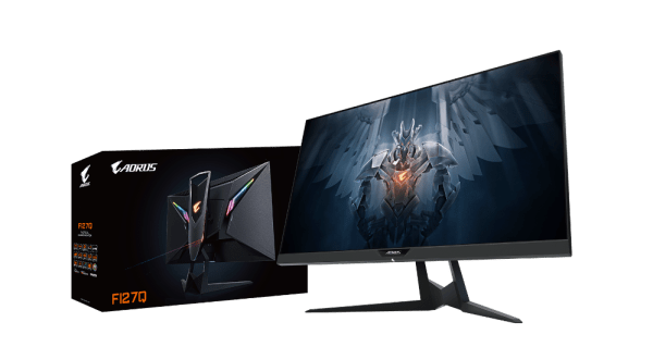 מסך גיימינג Monitor 2K IPS 1MS 165HZ Gigabyte AORUS FI27Q IPS