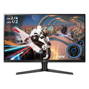 "LG LCD 31.5"" 32GK650F-B 2K QHD 144Hz Gaming Monitor HDMI DP"