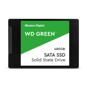 WD SSD 480GB 2.5 SATA3 Green