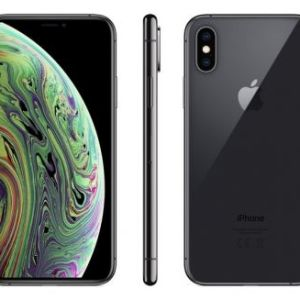 iPhone XS 64GB Space Grey - יבואן רשמי