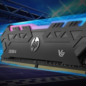 HP DDR 4 8GB 3600 CL18 V8 RGB