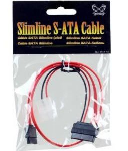Slimline SATA Cable For Slim Optical Drive