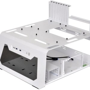 LIAN-LI Case Test Bench EATX White