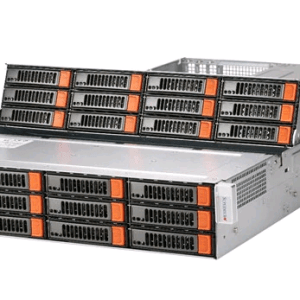 Supermicro 2U JBOD 96TB (up to 384TB)