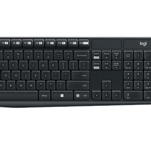 Logitech MK315 Quiet Wireless Desktop