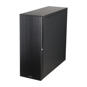 LIAN-LI PC-A76 Black Aluminum ATX Full Tower Case