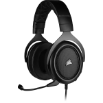 Corsair HS50 PRO Stereo Gaming Headset - Carbon