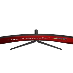 "ViewSonic 31.5"" WQHD VA Curved 144Hz HDMI DP Speakers"