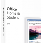 Microsoft Office 2019 Home And Student English