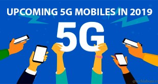 Upcoming 5G mobile phones in India 2019