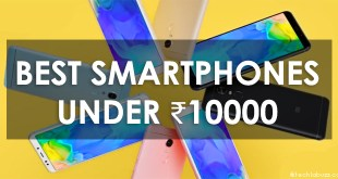 Top 10 smartphone under 10000 with good battery backup and camera
