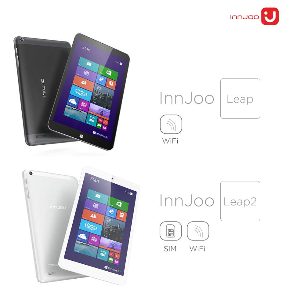 InnJoo Leap vs InnJoo Leap 2