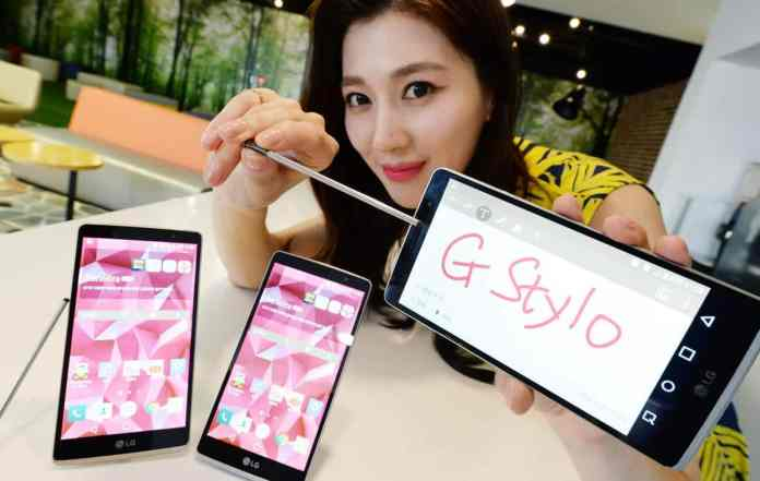 LG Launches LG G Stylo in South Korea