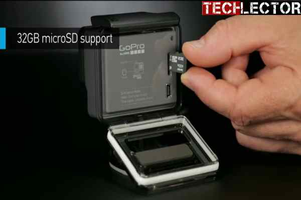 SD card support