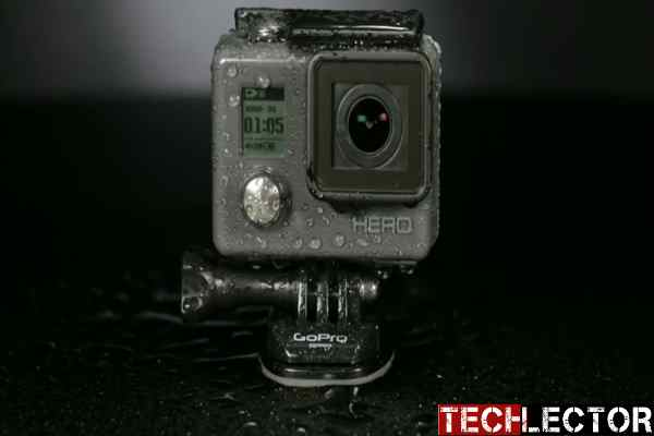waterproof GoPro Hero Camera