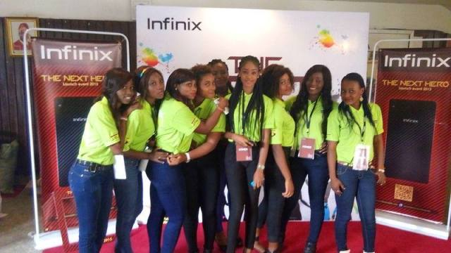 Infinix Mobility History 2