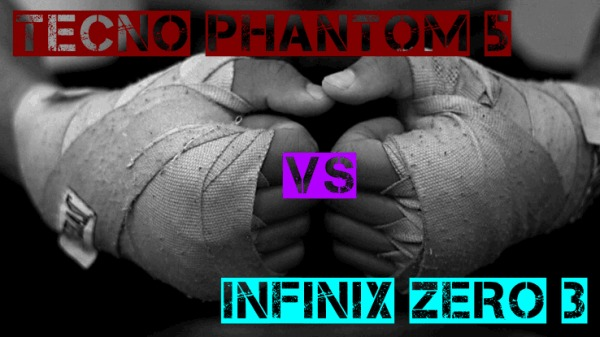 Tecno Phantom 5 vs Infinix ZERO 3