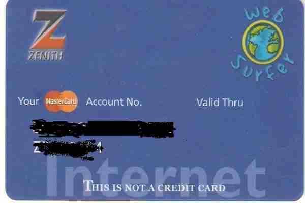 List Of Dollar Euro Cards In Nigeria That You Can Use Online
