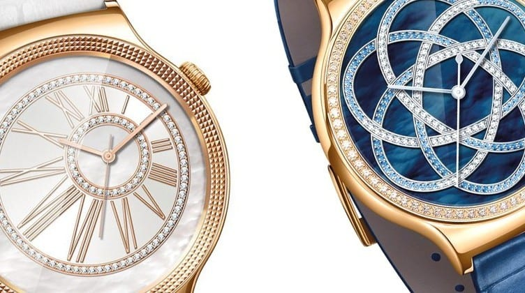 Huawei Launches The Gorgeous Jewel Smart Watch