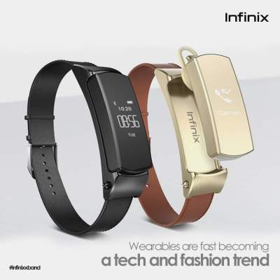 Infinix X-band smart watch