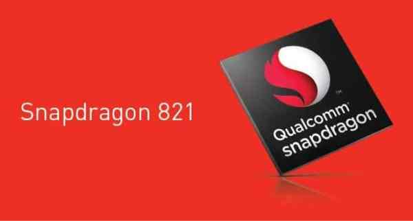 Qualcomm Snapdragon 821 processor