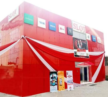 SLOT Nigeria phone shops