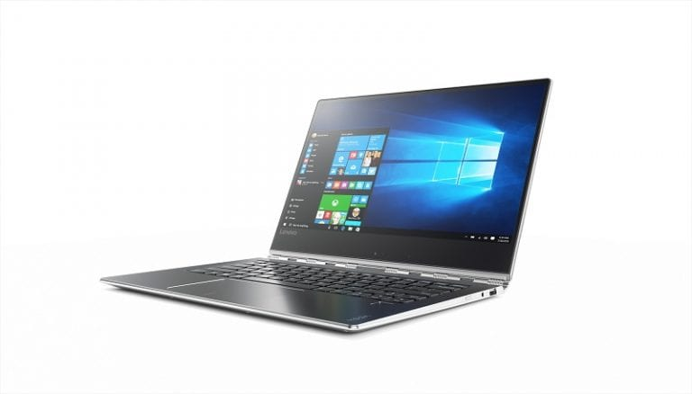 Lenovo Yoga 910 Convertible Laptop Specs Review and Price in Nigeria