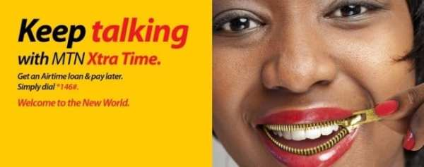 MTN XtraTime Service Fee Increased to 15%