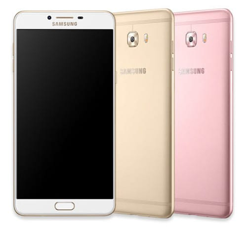 Samsung Galaxy C9 Pro colour variants