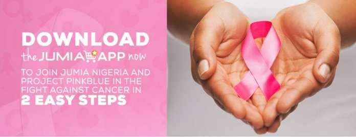 jumia click against cancer