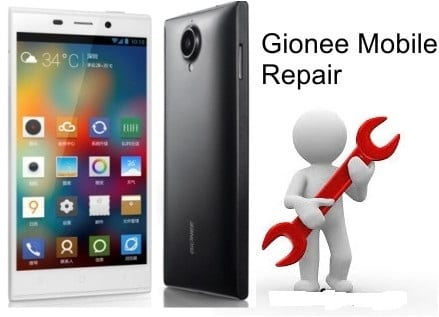 Gionee service centers