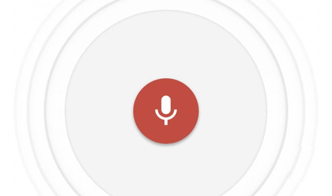 Googles iO voice 2
