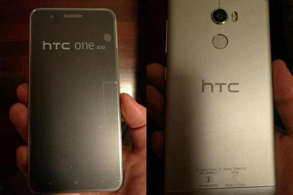 HTC One X10 Live Images