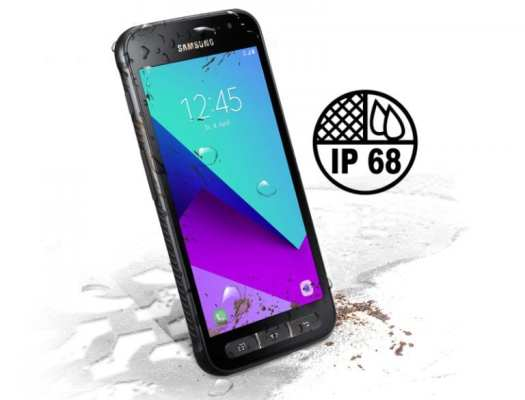 Samsung Galaxy Xcover 4 IP68 certification