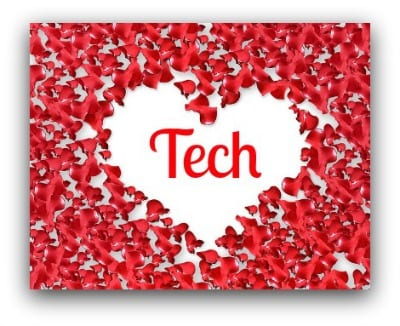 Valentines Day Tech Gifts