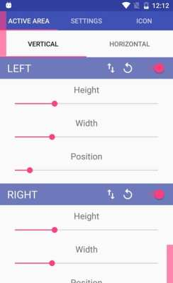 The Simple Control app