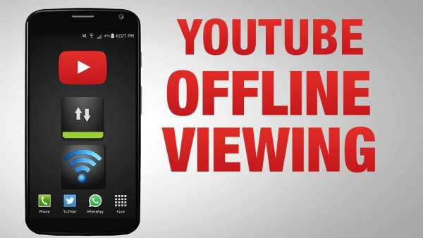 How to share youtube offline videos among android devices youtube offline viewing ccuart Choice Image