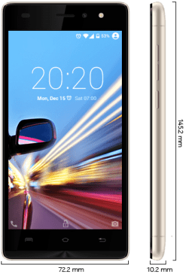 Fero L100 Display