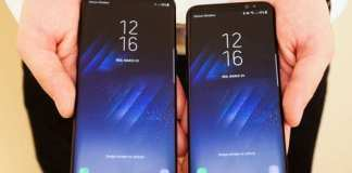 Samsung Galaxy S8 flaws