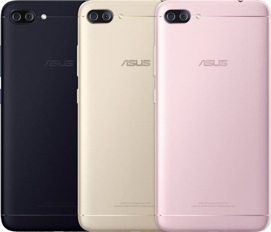 Asus Zenfone 4 Max has a 5.5 inch display