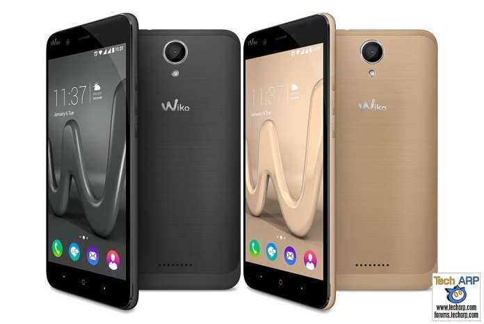Wiko Harry devices
