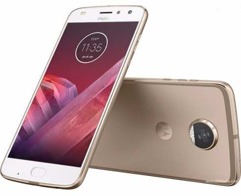 Moto Z2 Play has a 4 GB RAM