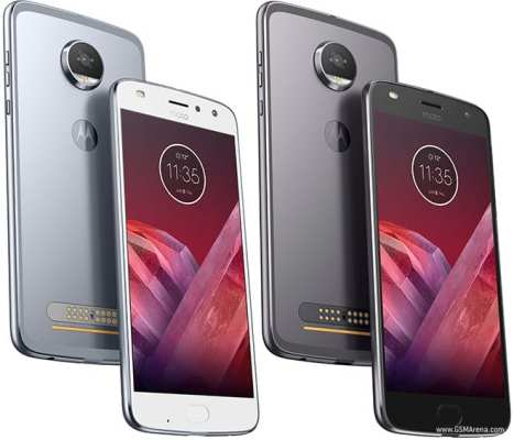 Moto Z2 Play with 5.5 inches display