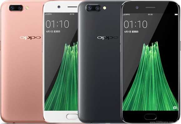 Oppo R11 has a 3000 mAh battery