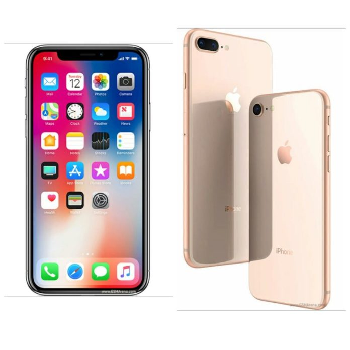 iPhone X vs iPhone 8 vs iPhone 8 Plus